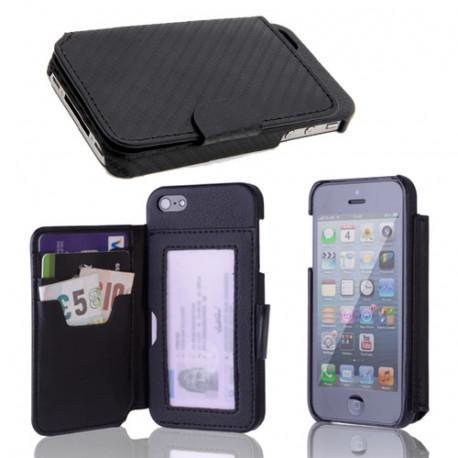 L'étui portefeuille iWallet, une housse iPhone qui sort de l'ordinaire ! Ce gadget incontournable vous permet de mettre tous vos papiers et votre smartphone en un seul endroit !