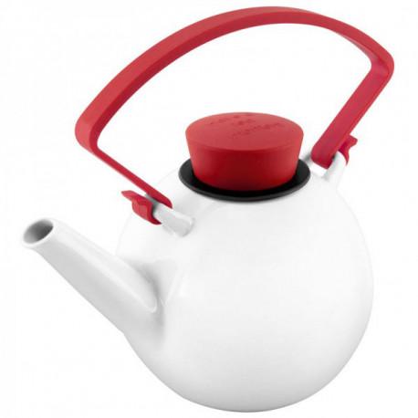 Une théière design et tendance, au look étudié et épuré… De la marque QDO, elle est l'idée cadeau indispensable à tous ceux qui aiment déguster leur thé à toute heure de la journée !