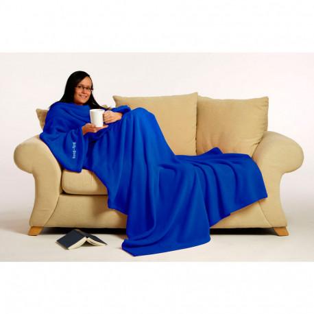 Couverture avec manche intégrées Snug Rug Cosy