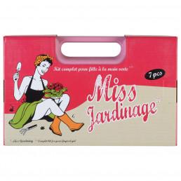 Coffret Miss Jardinage