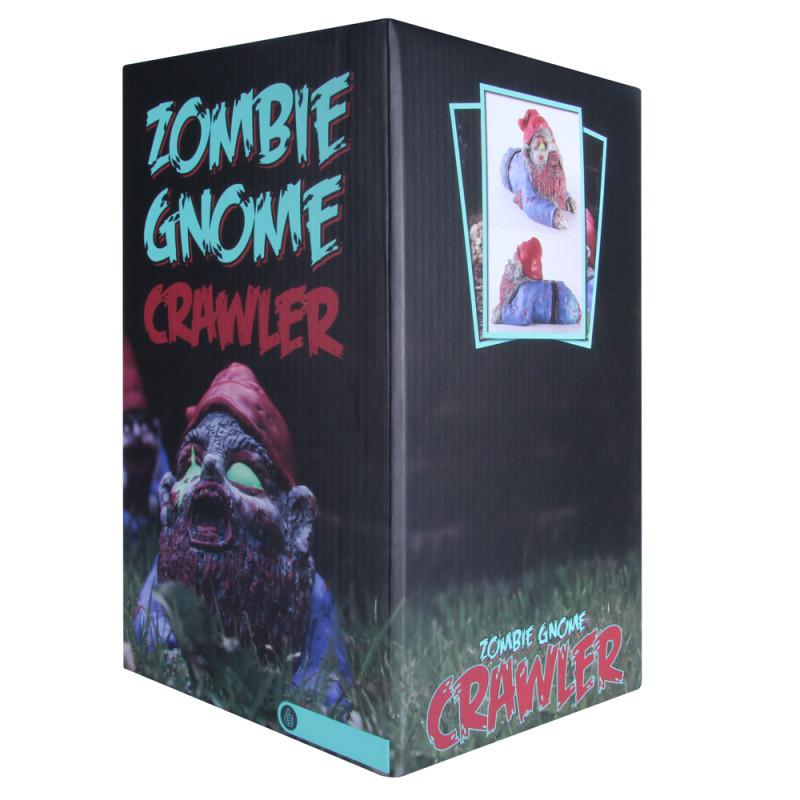 Nain De Jardin Zombie Rampant Achat Cadeau Halloween Sur Rapid