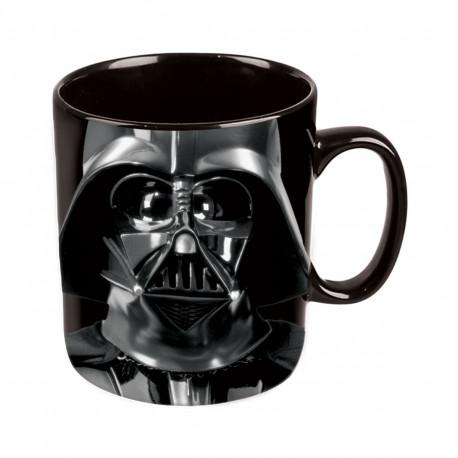 ce mug géant star wars met à l'honneur le mythique dark vador,il a une capacité de 750 ml