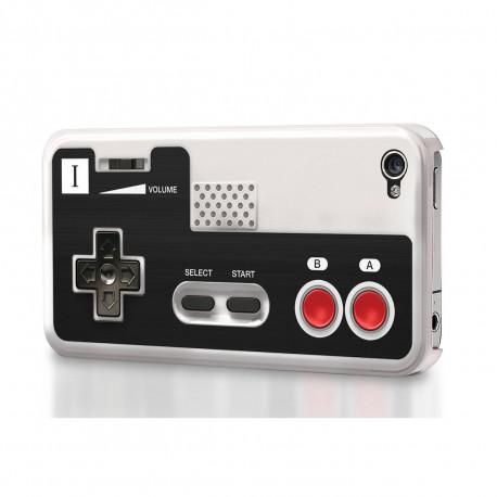 Coque pour iPhone 4/4S ou 5 en forme de manette Nes de Nintendo