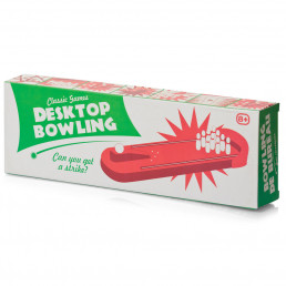 Jeu de Bowling en Bois