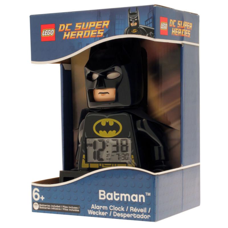 Réveil Lego Super Héros Batman : Achat Cadeau Super Héros