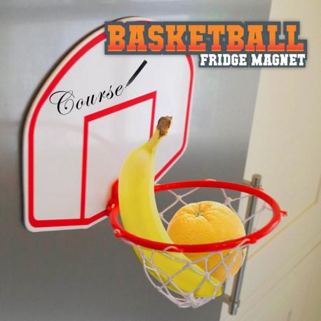 Tableau magn tique basketball pour frigo achat cadeau cuisine insolite sur - Tableau magnetique pour cuisine ...