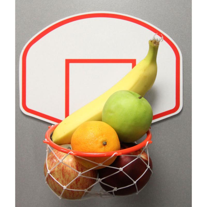 Tableau magn tique basketball pour frigo achat cadeau for Tableau magnetique pour photos