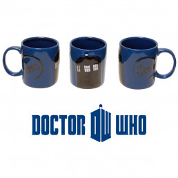 Mug Tardis 2D Dr Who