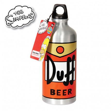Une gourde originale à l'effigie de la bière Duff des Simpsons... Arrivé tout droit de Springfield, ce gadget so geek vous permettra de vous désaltérer tout en affichant votre passion pour Homer et sa bière !