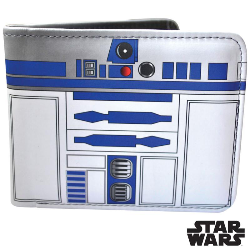 ce portefeuille r2d2 star wars,à l'anglaise,met à l'honneur le droïde so geek