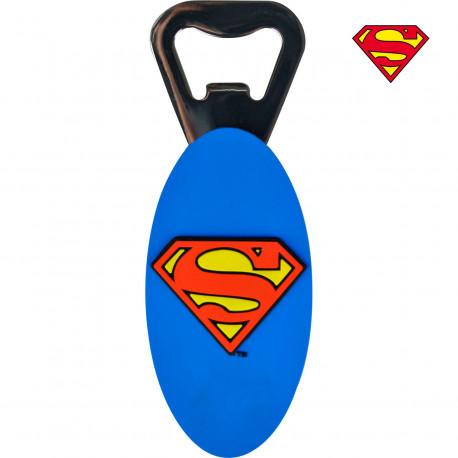 Un décapsuleur magnétique sous licence officielle superman