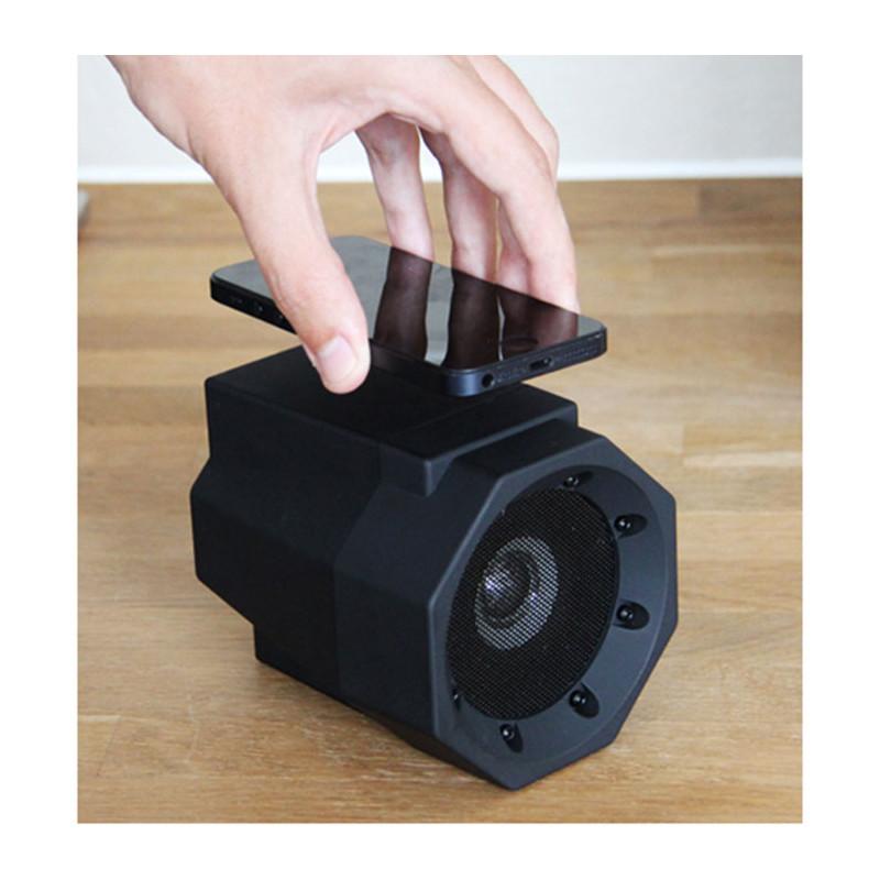 haut parleur nfa boombox achat cadeau musical hi tech sur rapid. Black Bedroom Furniture Sets. Home Design Ideas