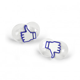 Tétine Facebook J'aime