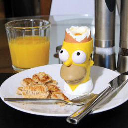 Kit Coquetier Homer Simpson