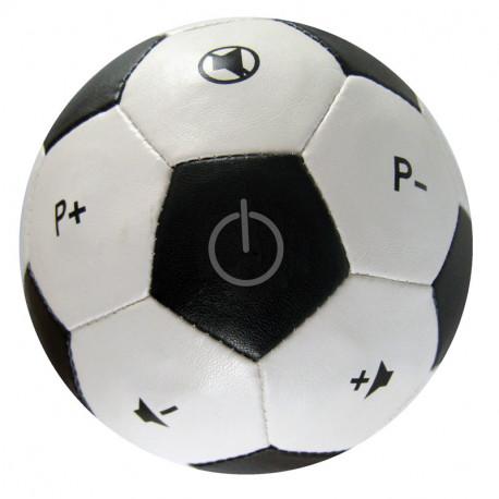 Voilà la télécommande indispensable pour vos soirées foot : un ballon de football à touches au top du fun ! Un gadget insolite essentiel à tout amateur de foot ! Zappez avec ce ballon bien pratique...