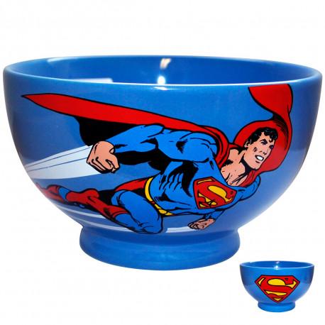 ce bol superman dc comics met à l'honneur le super-héros superman