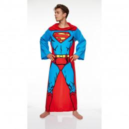 Couverture Polaire à Manches Superman