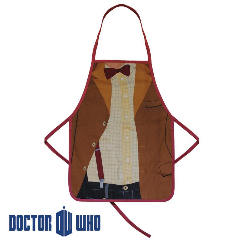 Tablier pour enfant 11 me dr who achat cadeau geek docteur who sur rapid - Tablier jardinage enfant ...