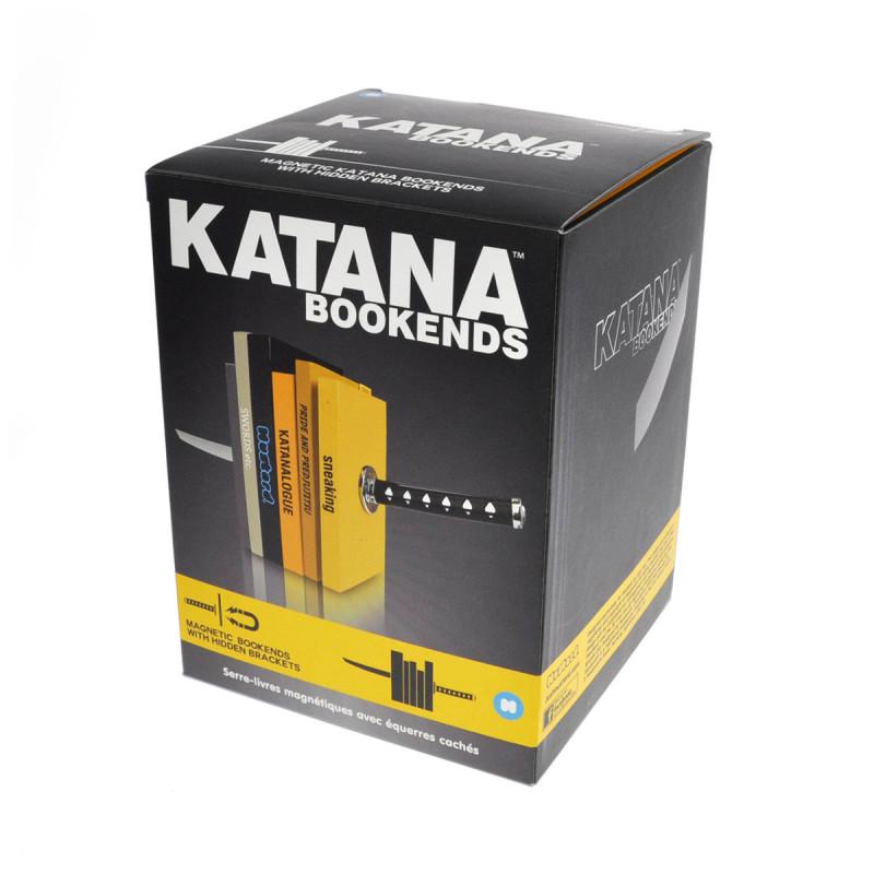 serre livres katana achat cadeau d co insolite sur rapid. Black Bedroom Furniture Sets. Home Design Ideas
