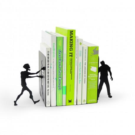 le serre-livres zombie est à offrir à un amateur de films de zombie et de déco insolite