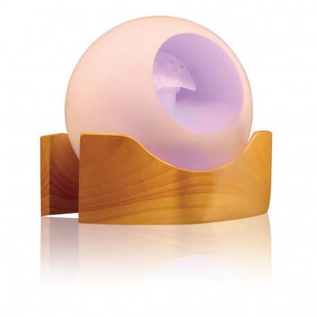 Offrez un cadeau de pendaison crémaillère design qui crée une atmosphère de détente et d'apaisement dans la maison… Cet élégant brumisateur d'arômes multicolore assainira l'air ambiant en ajoutant une touche déco colorée à votre intérieur…