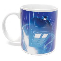 Mug The Tardis Dr Who