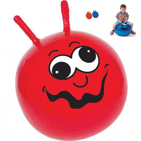Un ballon sauteur qui fera rebondir votre enfant de plaisir... Ce jeu amusant est un cadeau d'anniversaire idéal pour un enfant... A eux les sauts de kangourous !