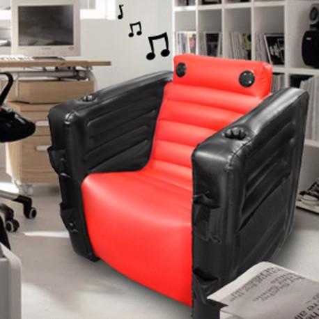 Procurez du bonheur et de la relaxation en offrant ce fauteuil à tout faire hautement design ! Multifonction, l'Everything Chair II se révèle autant high-tech que confortable et utile… Une idée cadeau nouvelle génération tout-en-un absolument parfaite !