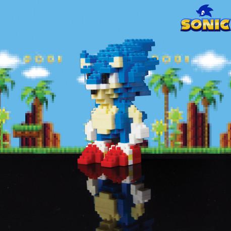 Avec ce jeu de construction de 210 pièces à l'effigie de Sonic, les amateurs des jeux Sega de leur enfance vont être comblés ! Ce cadeau Sonic le Hérisson s'adresse autant aux enfants qu'aux adultes nostalgiques…