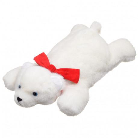 Ce mignon ours polaire deviendra vite votre nouveau compagnon pour affronter le froid hivernal… Vous apportant douceur et chaleur, cette bouillotte craquante fera l'unanimité !