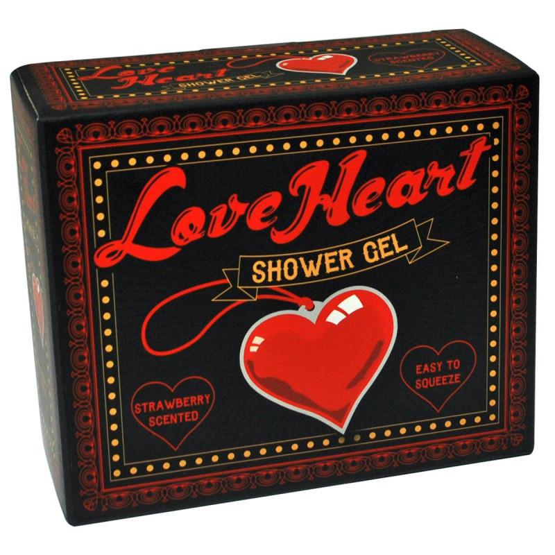 Gel douche c ur achat cadeau romantique sur rapid - Cadeau derniere minute saint valentin ...