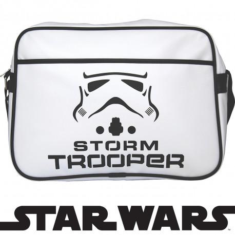 Sacoche à bandoulière blanc représentant Stormtrooper dans Star Wars