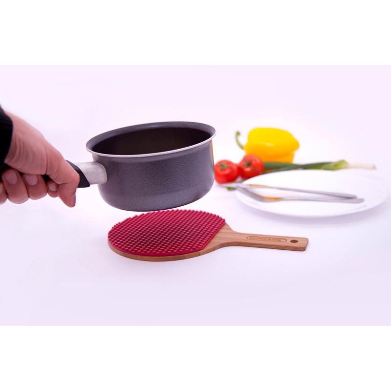 Dessous de plat ping pong achat accessoire cuisine - Dessous de plat joseph joseph ...