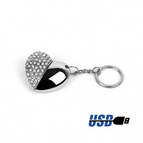 cadeau romantique se cache une véritable clé usb de 8 Go