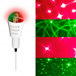 Ampoule à Led Laser Galaxia