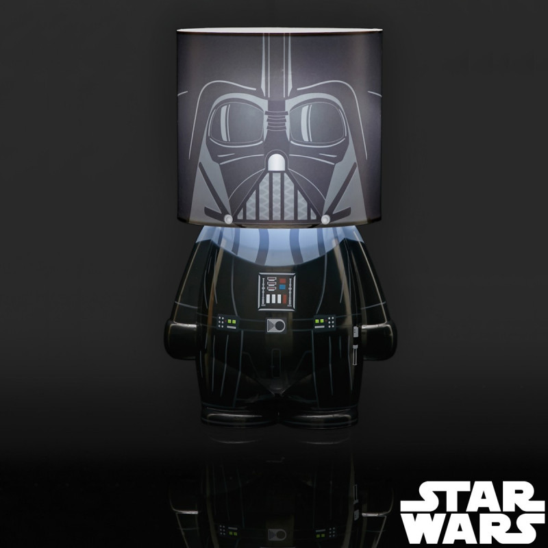 lampe look alite dark vador star wars achat cadeau geek. Black Bedroom Furniture Sets. Home Design Ideas
