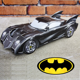 Kit Fabrication Batmobile - Puzzle 3D