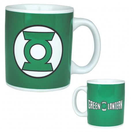 Vous êtes un fan des héros de la Ligue des Justiciers et vous avez un petit faible pour Green Lantern et son anneau ? Alors ce mug geek à son honneur vous mettra de bonne humeur dès le petit matin !
