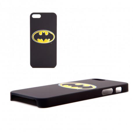 Une coque originale à l'effigie de Batman et de son logo chauve-souris… Ce cadeau DC Comics pour iPhone 5 ravira tous les fans de comics et d'objets fashion-geeks…