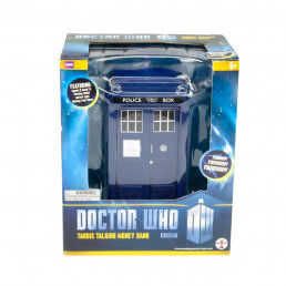 Tirelire Sonore et Lumineuse Tardis Dr Who