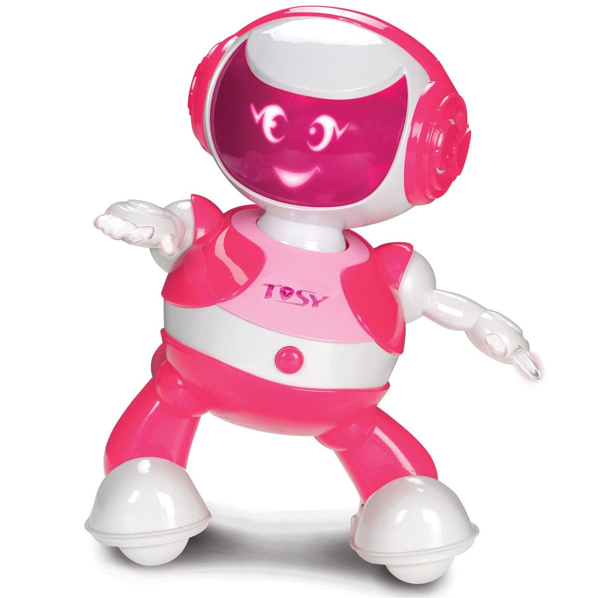 discorobo le robot danseur high tech achat cadeau musical girly sur rapid cadeau. Black Bedroom Furniture Sets. Home Design Ideas