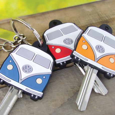 Lots de trois cache-clés Campervan Volkswagen
