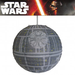 Suspension Etoile de la Mort Star Wars