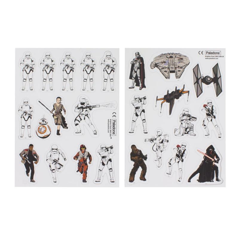 magnet frigo l 39 effigie des personnages de star wars 7 sur rapidcadeau. Black Bedroom Furniture Sets. Home Design Ideas