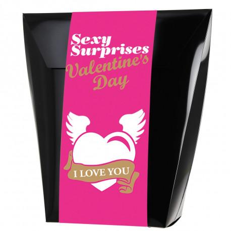 Pochette Surprise Sexy Saint-Valentin