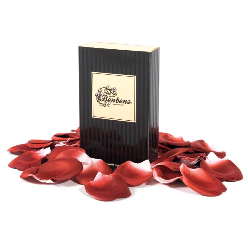 P tales de roses pour organiser une soir e romantique sur rapid cadeau - Organiser une soiree romantique ...