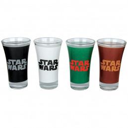 Shooters Star Wars - Lot de 4