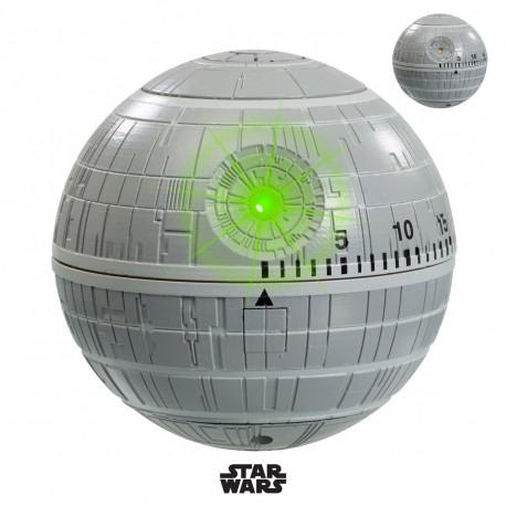 Un minuteur de cuisine Star Wars à l'effigie de l'Etoile de la Mort : les inconditionnels geeks vont l'adorer