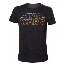 T-Shirt Star Wars Logo Intergalactique