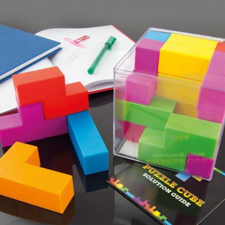 Un puzzle 3D Tetris